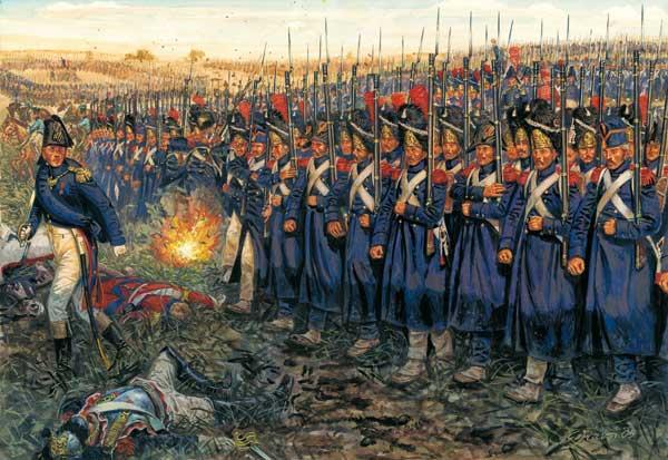 CR Last Eagles Ligny 1815 scénario Historique N°3 Blog_o10