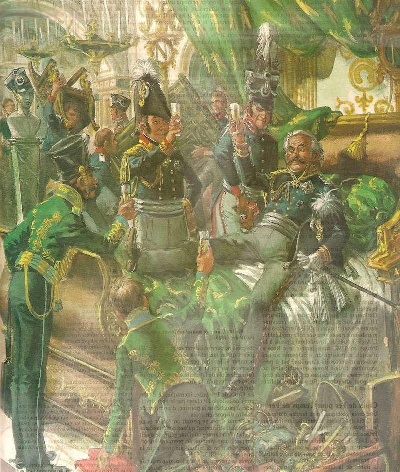 CR solo Napoléon 1806 stratégie FR commentée Bluche12