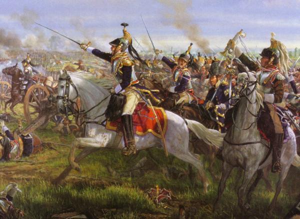 CR Last Eagles Ligny 1815 scénario Historique N°3 Cuiras10
