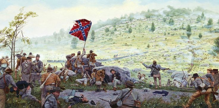[CR] Little Round Top,  July 2 1863 D4ebc612