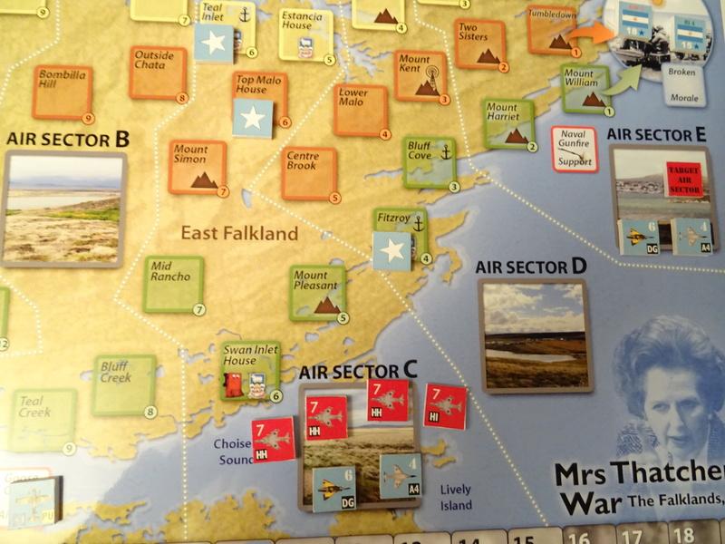 CR Mrs THATCHER's war Dsc03347