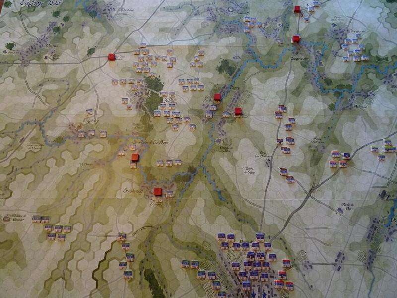 CR Last Eagles Ligny 1815 scénario Historique N°3 Dsc03512