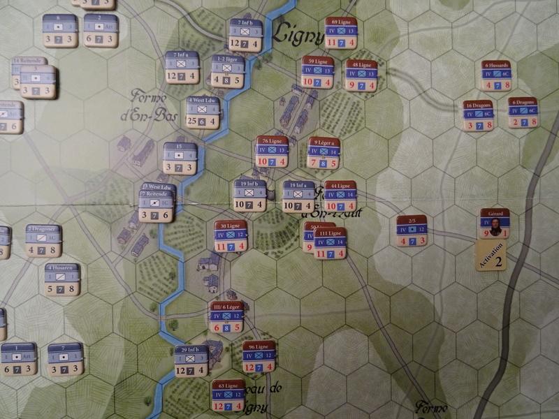 CR Last Eagles Ligny 1815 scénario Historique N°3 Dsc03514