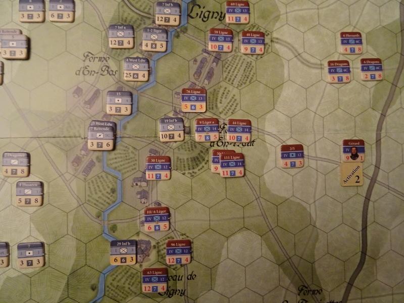 CR Last Eagles Ligny 1815 scénario Historique N°3 Dsc03515