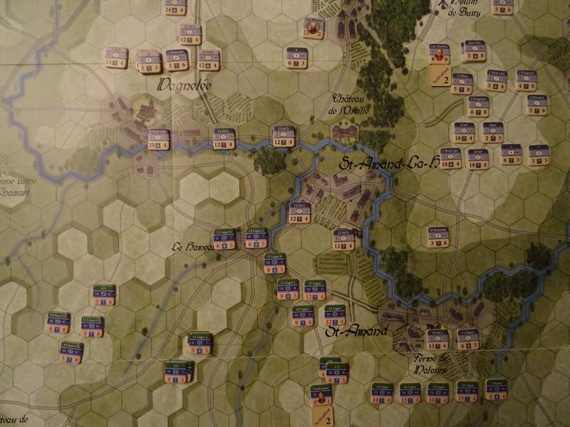 CR Last Eagles Ligny 1815 scénario Historique N°3 Dsc03516