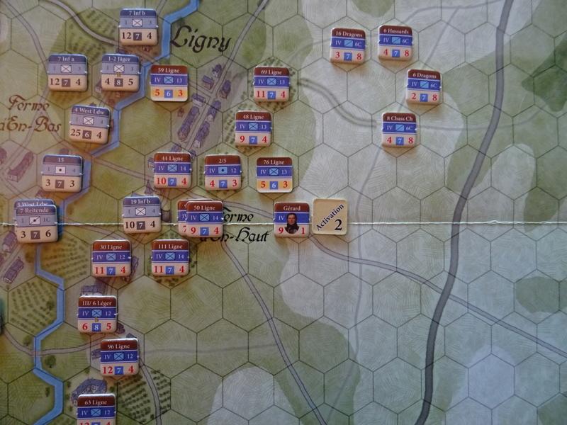 CR Last Eagles Ligny 1815 scénario Historique N°3 Dsc03519