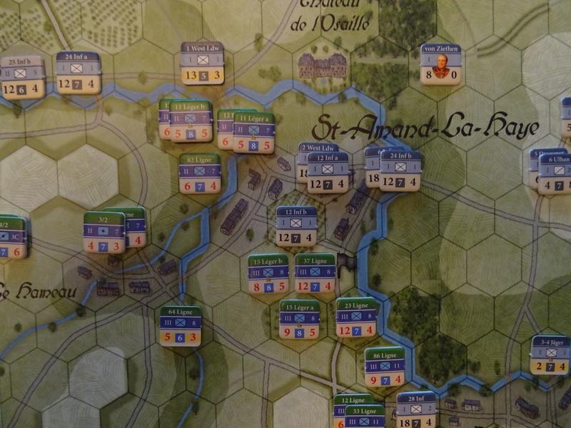 CR Last Eagles Ligny 1815 scénario Historique N°3 Dsc03523
