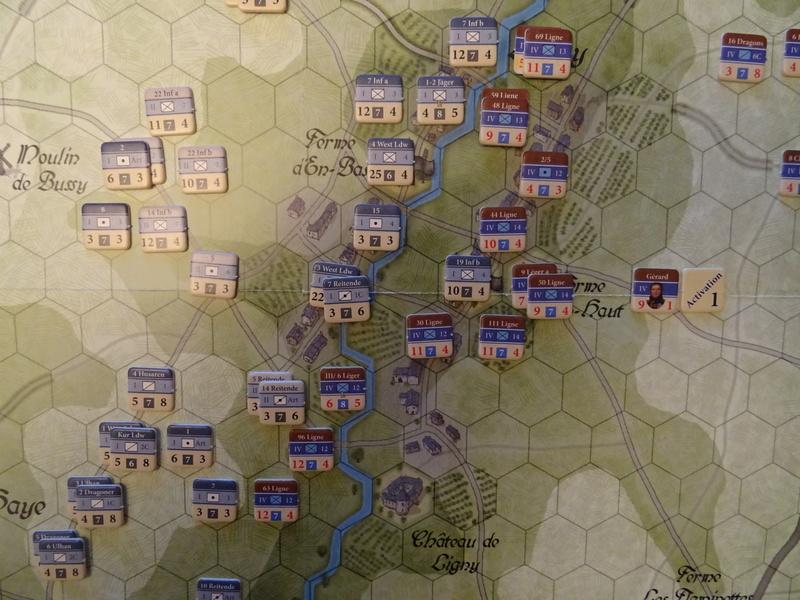 CR Last Eagles Ligny 1815 scénario Historique N°3 Dsc03524