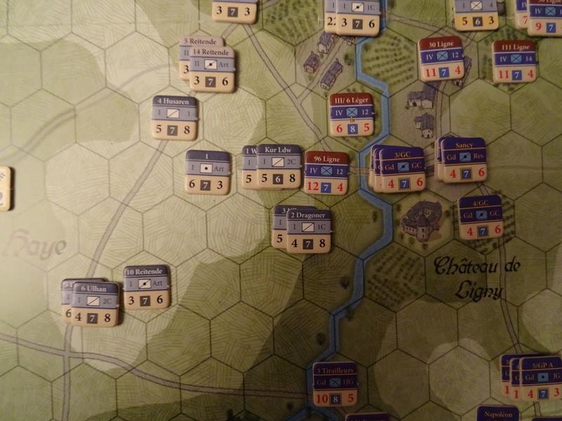CR Last Eagles Ligny 1815 scénario Historique N°3 Dsc03525