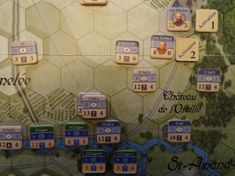 CR Last Eagles Ligny 1815 scénario Historique N°3 Dsc03534