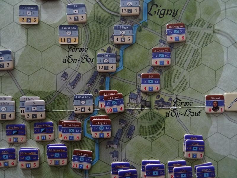 CR Last Eagles Ligny 1815 scénario Historique N°3 Dsc03538