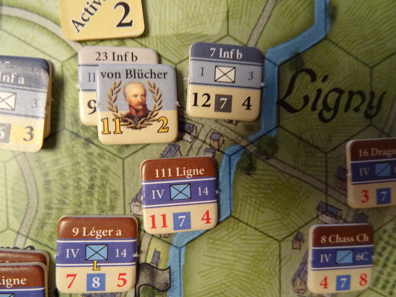 CR Last Eagles Ligny 1815 scénario Historique N°3 Dsc03554