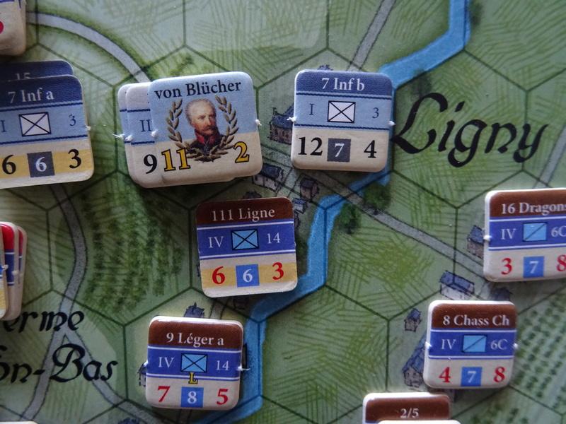 CR Last Eagles Ligny 1815 scénario Historique N°3 Dsc03563