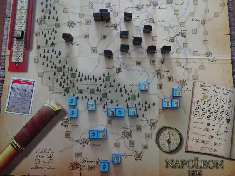 CR solo Napoléon 1806 stratégie FR commentée Dsc03945