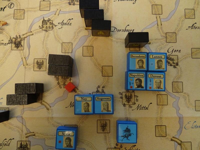 CR solo Napoléon 1806 stratégie FR commentée Dsc03952