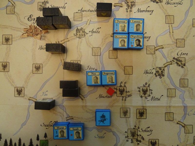 CR solo Napoléon 1806 stratégie FR commentée Dsc03959
