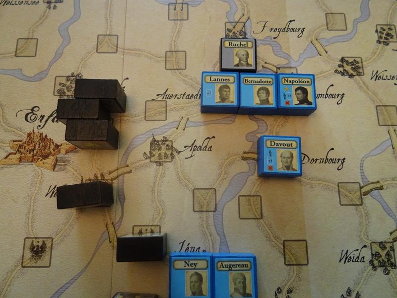 CR solo Napoléon 1806 stratégie FR commentée Dsc03960