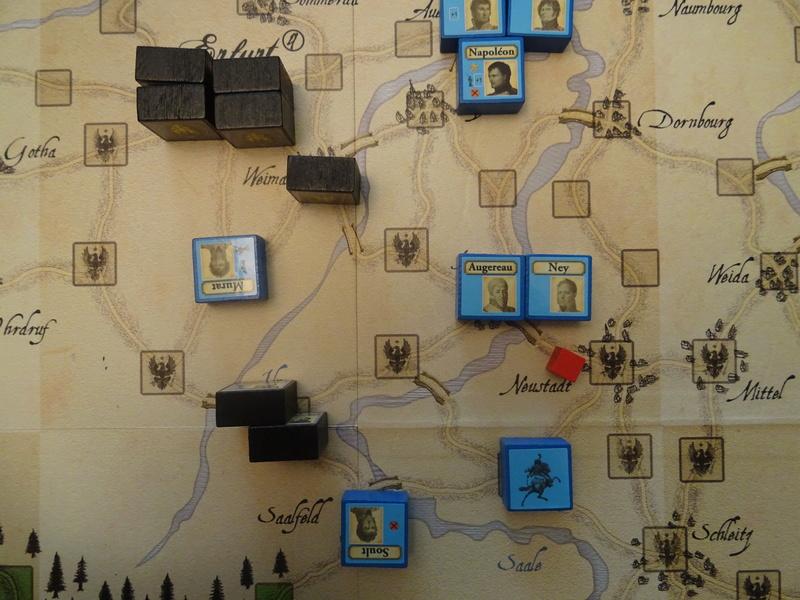 CR solo Napoléon 1806 stratégie FR commentée Dsc04012