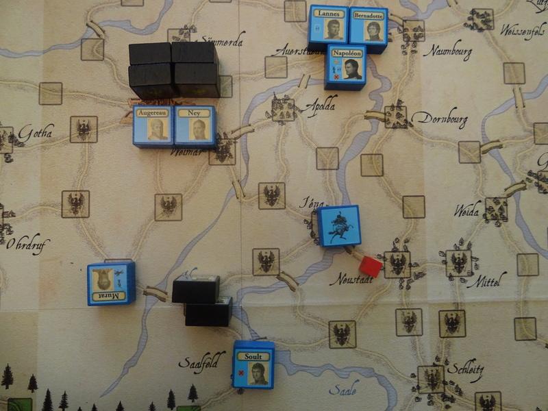 CR solo Napoléon 1806 stratégie FR commentée Dsc04018