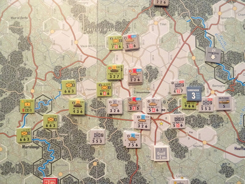 [CR] Ardennes 44 (GMT Games): Twilight of the Panzerdivisionen Dsc05512