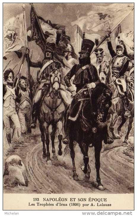 CR solo Napoléon 1806 stratégie FR commentée E8793d10