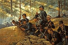 CR   LITTLE ROUND TOP  July the 2nd 1863 Fcd36610