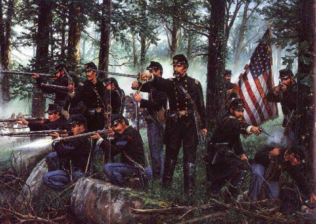 CR   LITTLE ROUND TOP  July the 2nd 1863 Little13