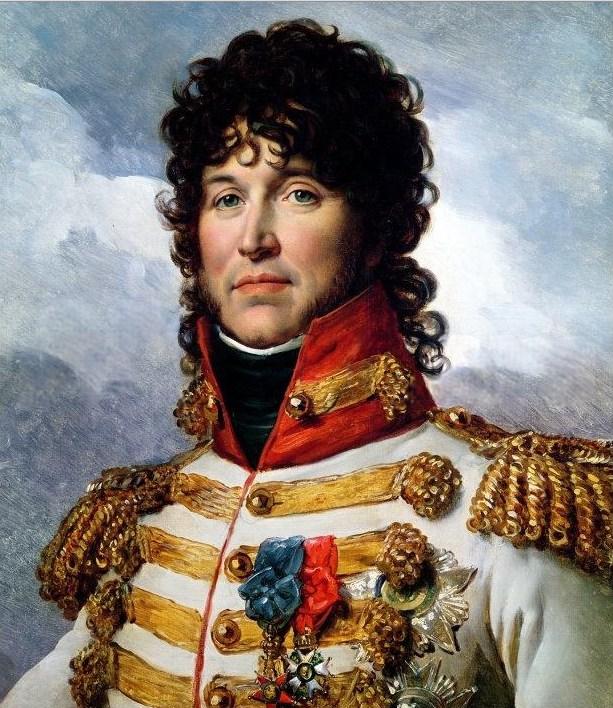 CR solo Napoléon 1806 stratégie FR commentée Murat210