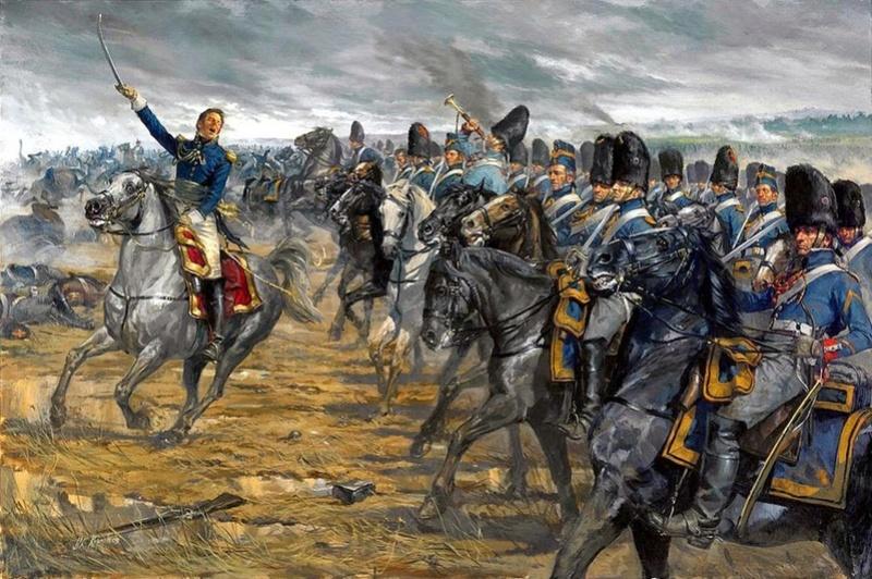 CR Last Eagles Ligny 1815 scénario Historique N°3 Ney_an10