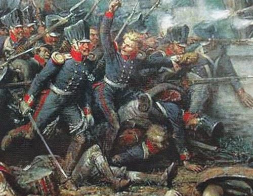 CR Last Eagles Ligny 1815 scénario Historique N°3 Prussi12