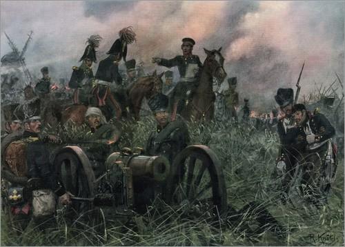 CR Last Eagles Ligny 1815 scénario Historique N°3 Richar10