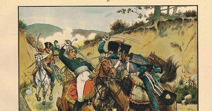 CR solo Napoléon 1806 stratégie FR commentée Saalfe10