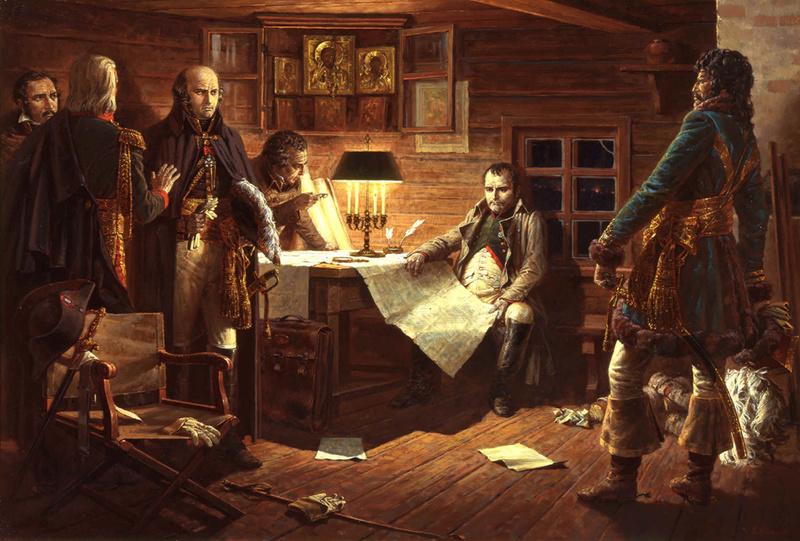 CR Last Eagles Ligny 1815 scénario Historique N°3 Warcou10