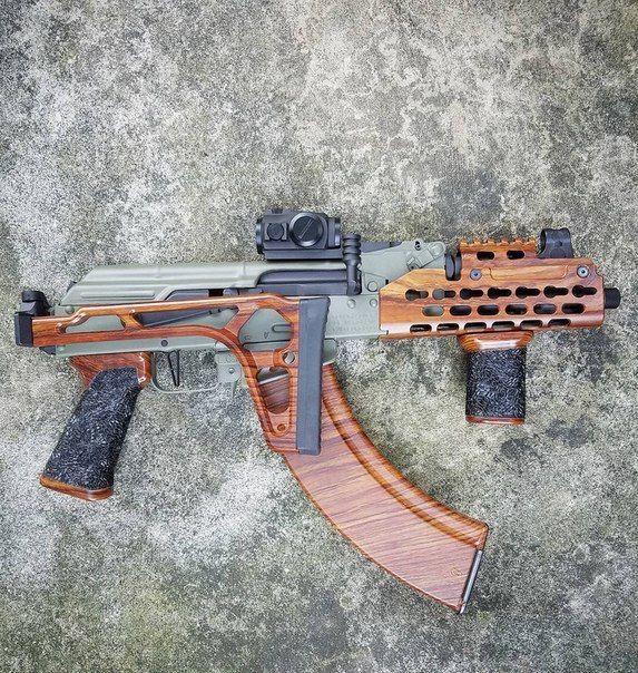 Aimez-vous le melange bois/tactical 13f79610