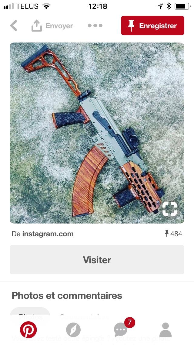 Aimez-vous le melange bois/tactical 64875a10