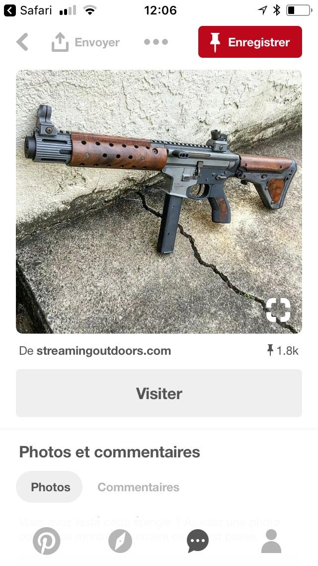 Aimez-vous le melange bois/tactical Ef06e810