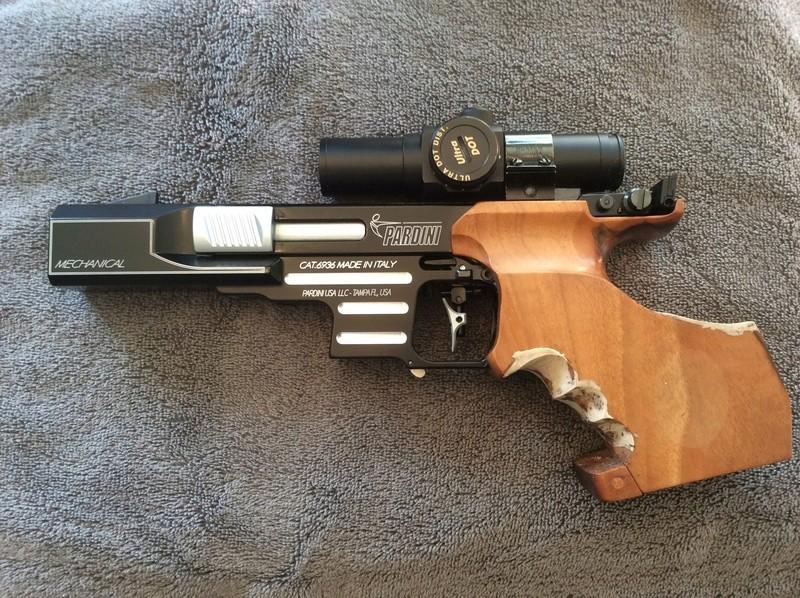 For Sale:Pardini SP22 Bullseye  Img_0310