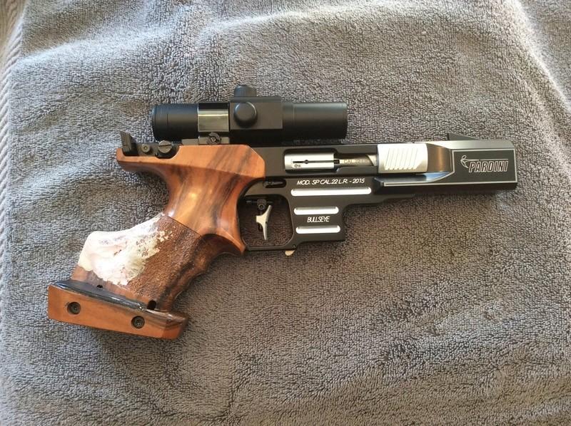 For Sale:Pardini SP22 Bullseye  Img_0311