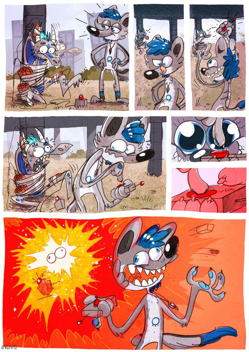 L'antre de la bête - Page 3 Ray_bl10