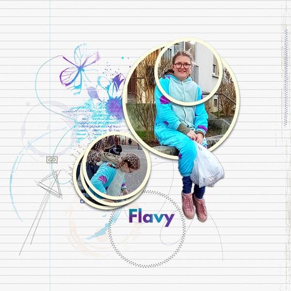2018-07 / Challenge des Invités / Inspiration - Page 6 Flavy_10