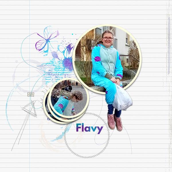 2018-07 / Challenge des Invités / Inspiration - Page 6 Flavy_13