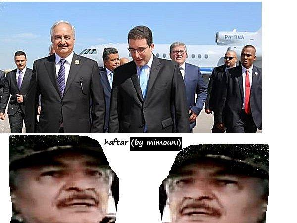 la Dynasie Haftar perpetue le Kadhafisme Marech10