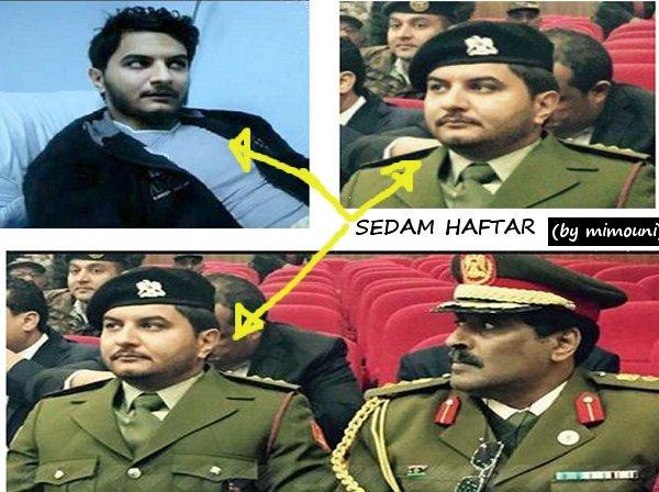 la Dynasie Haftar perpetue le Kadhafisme Sedam_10