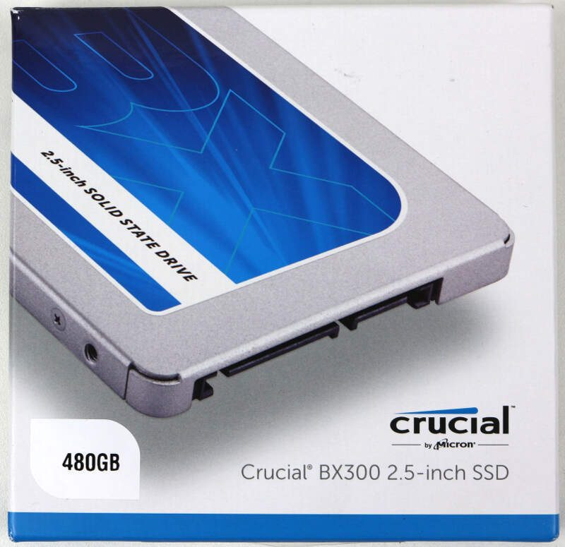 BX300 - [Review] Unboxing Crucial SSD BX300 480GB Crucia10