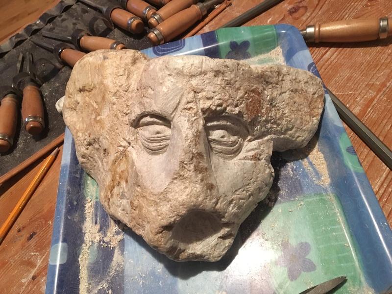 Mon premier essai sur la pierre! Img_8814