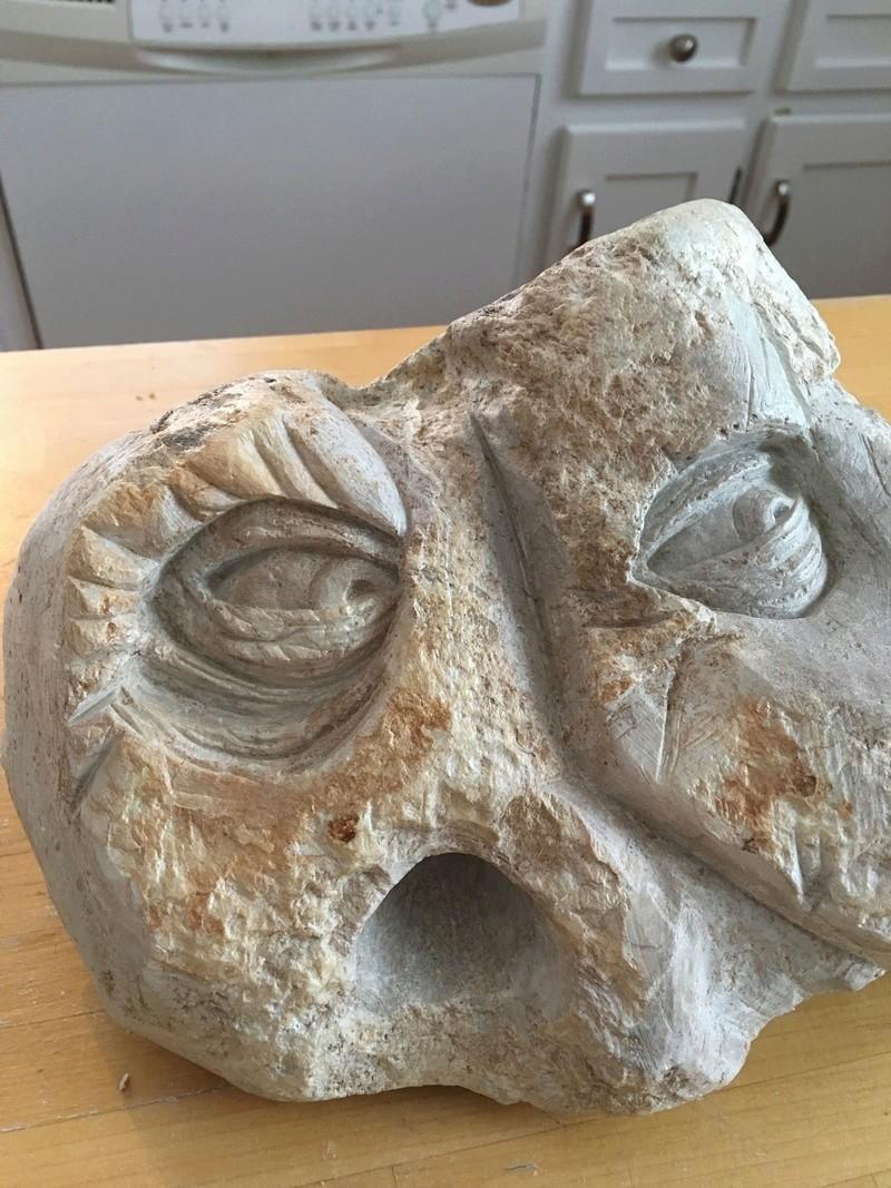 Mon premier essai sur la pierre! Img_8915