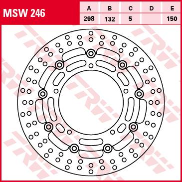 La famille MT des cavaliers fantômes , MT09 / MT09 tracer  Msw24610