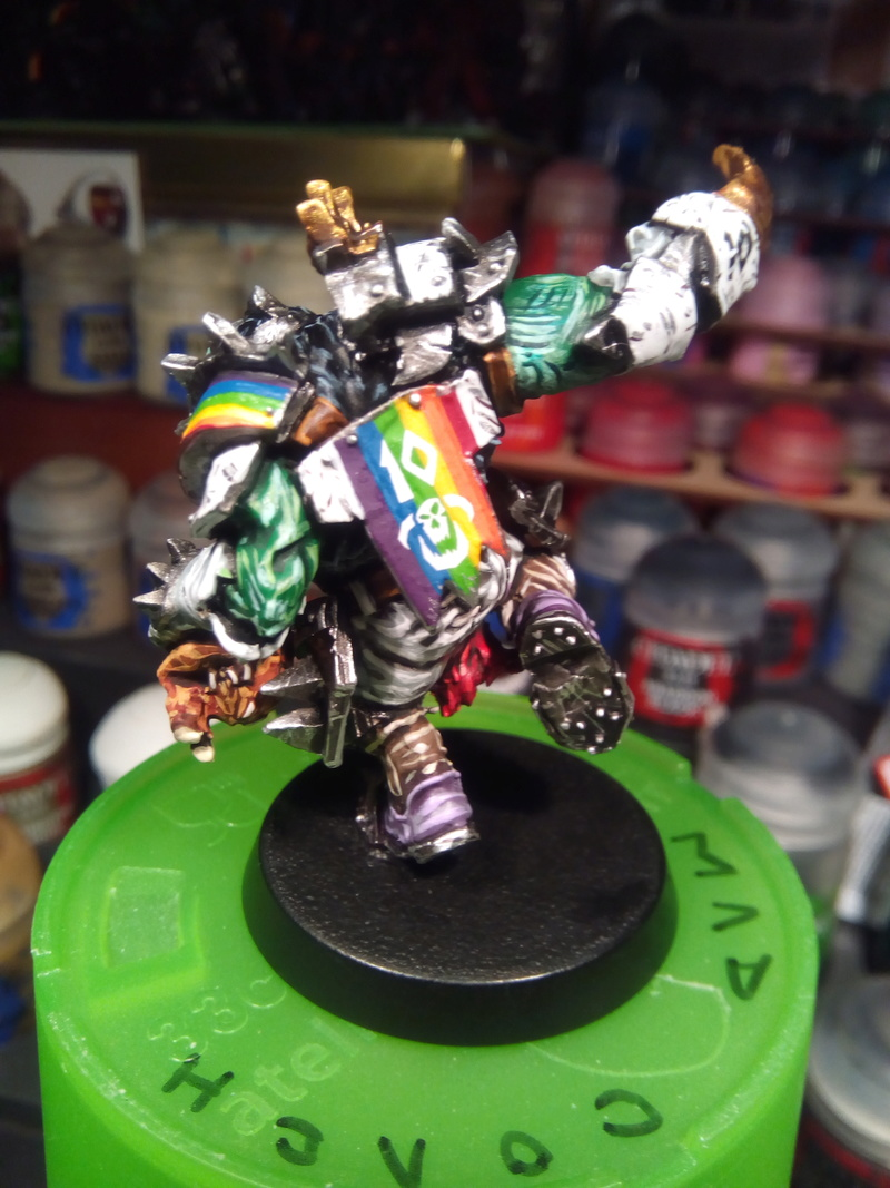 Rainbow Warriorks / Ork BloodBowl Team Project - Page 2 Boris_10