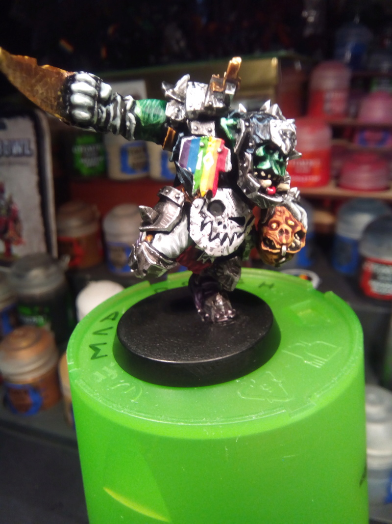 Rainbow Warriorks / Ork BloodBowl Team Project - Page 2 Boris_13