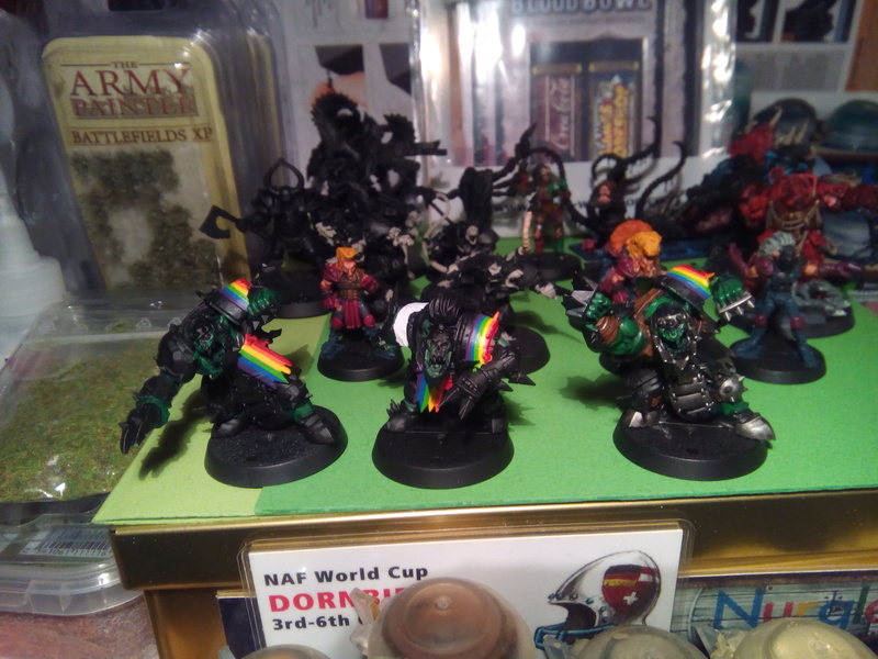 Rainbow Warriorks / Ork BloodBowl Team Project - Page 2 Boris_17